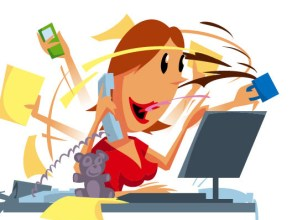 Women: Are You A Workaholic?
