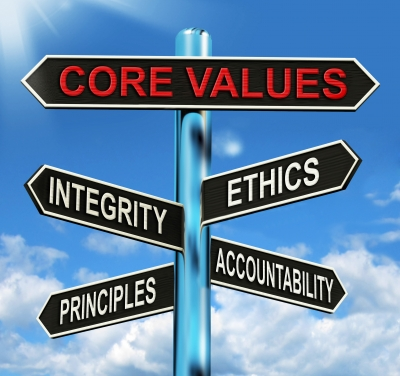 Career lessons_values