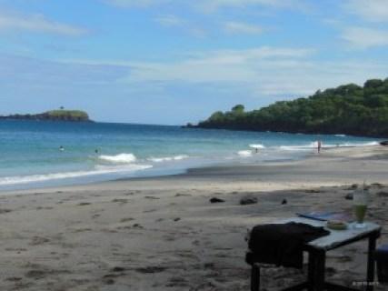 Pantai Pasir Putih Beach