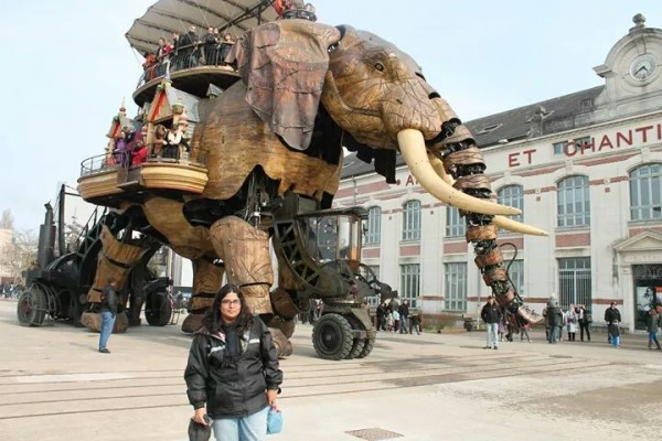 The Mechanical Elephant
