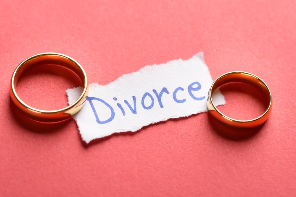 Wife cheating husband divorce