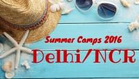 summer camps DelhiNCR