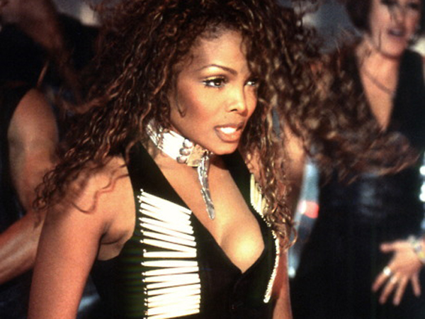 Janet Jackson in If