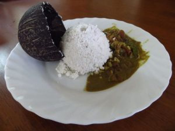 puttu with kadala