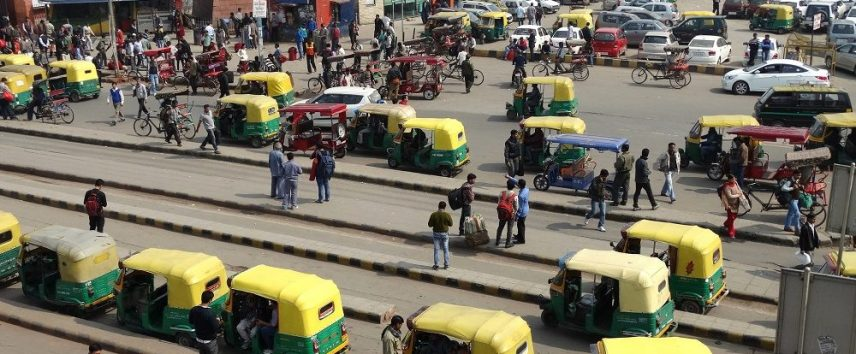 Delhi autos