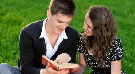 romance of reading