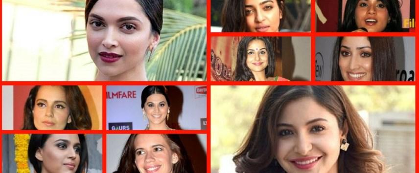 Indian women actors