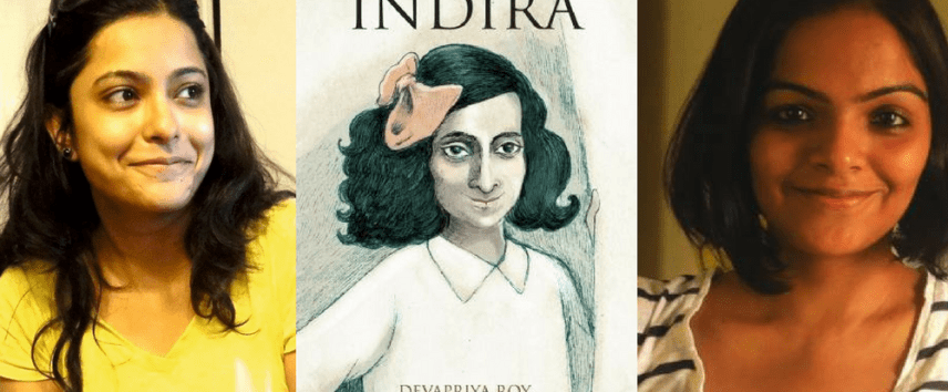 Indira by Devapriya Roy