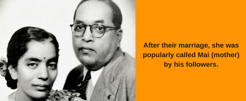 the woman behind dr ambedkar why are our women denied their