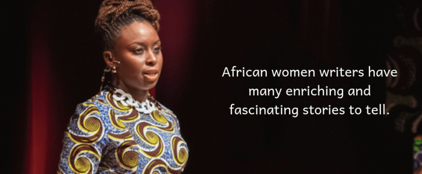 African woman writers