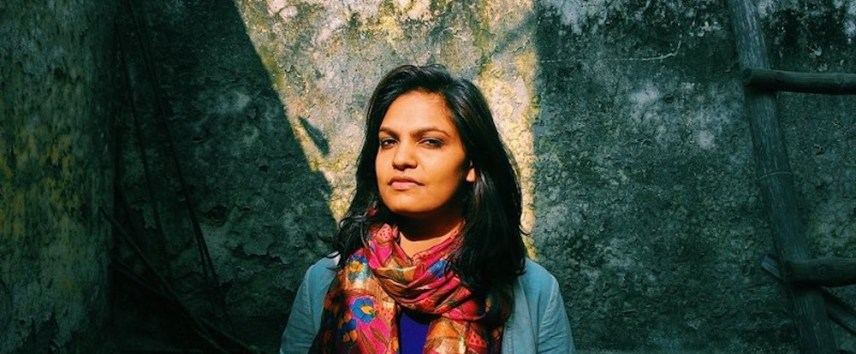 Dalit elite woman