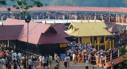 Sabarimala U-turn