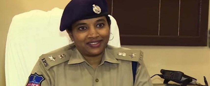 Rema Rajeshwari IPS