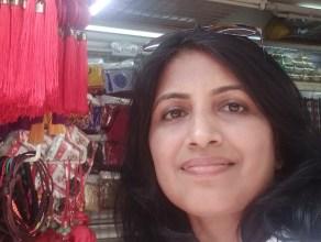 Kalpana Manivannan grey hair