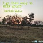 Sarika Salil