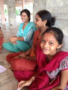 Focus group with SEWA Bank clients and their daughters in Gandhinagar