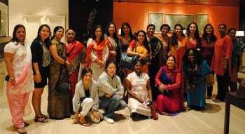 The Women in Leadership Program Class of 2013, Mumbai India