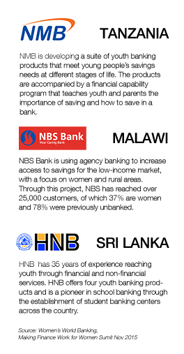 Savings offerings from NMB, NBS Bank and HNB