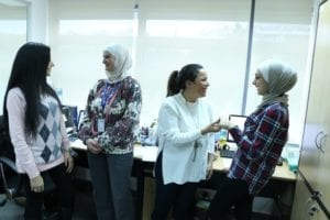 Microfund for Women's Finance Team