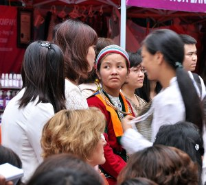 Photo from Vietnam Women Innovation Day 2013 (USAID Vietnam)