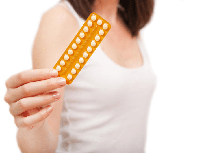 Long term use of birth control pills may cause blindness