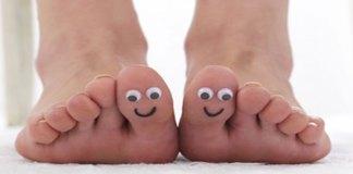 keep your feet happy