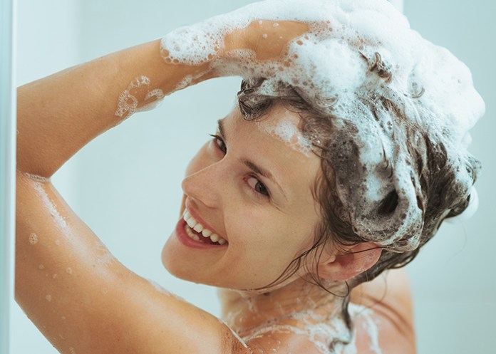 A guide to Wash your hair
