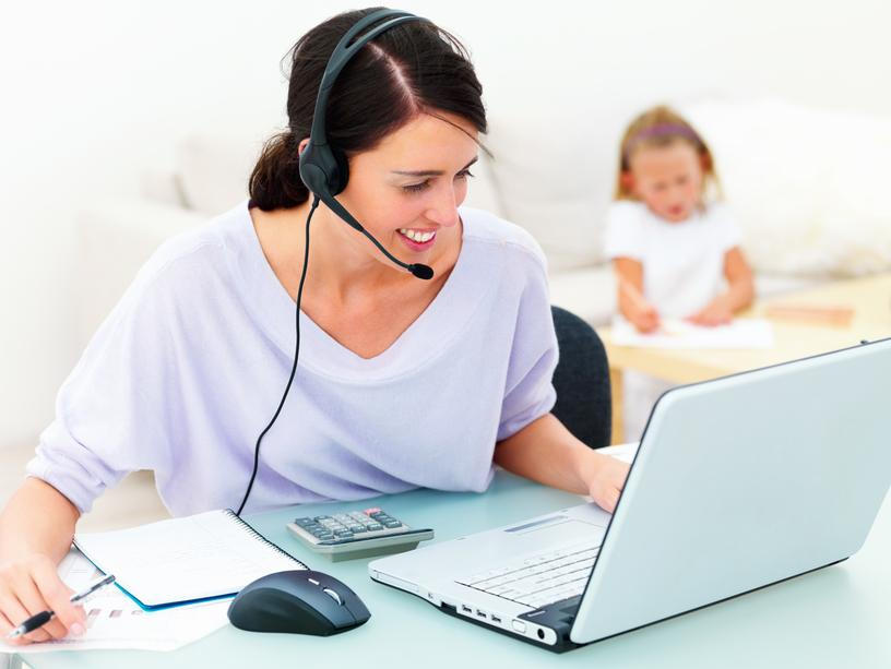 Top 5 interesting home based careers for women