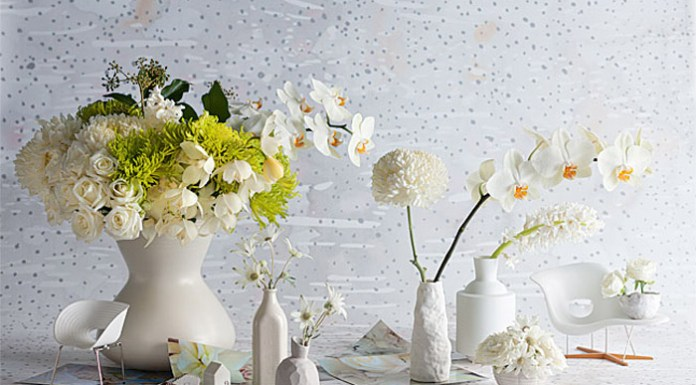 How to arrange flowers at home like a pro