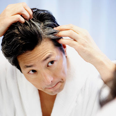 What Your Gray Hair May Be Telling You