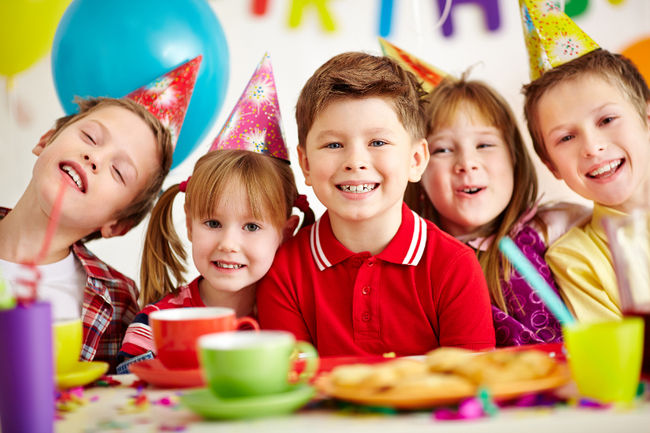 8 Steps to organize a fun birthday party for your kid
