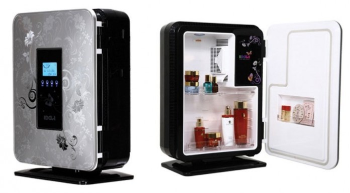 Should cosmetics be stored in the refrigerator?