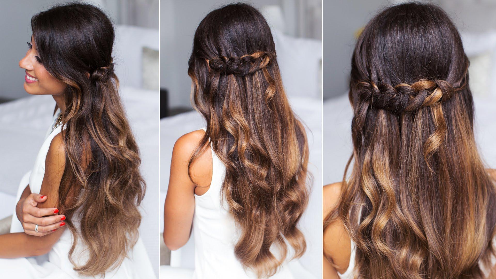 Cute hair ideas for first date