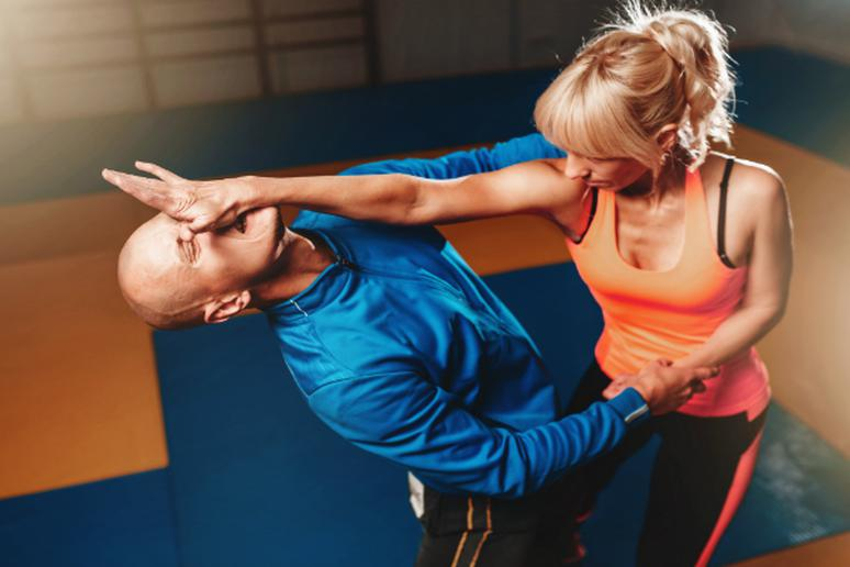 5 Easy self-defense techniques