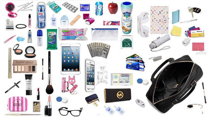Essentials To Be Carried In Your Purse