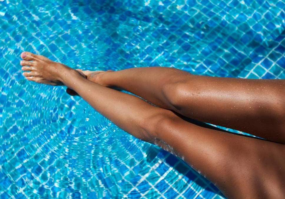 Tips to remove suntan