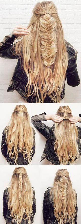 30 Most Flattering Half Up Hairstyle Tutorials To Rock Any