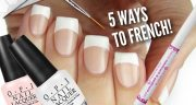 5 quirky ways french manicure