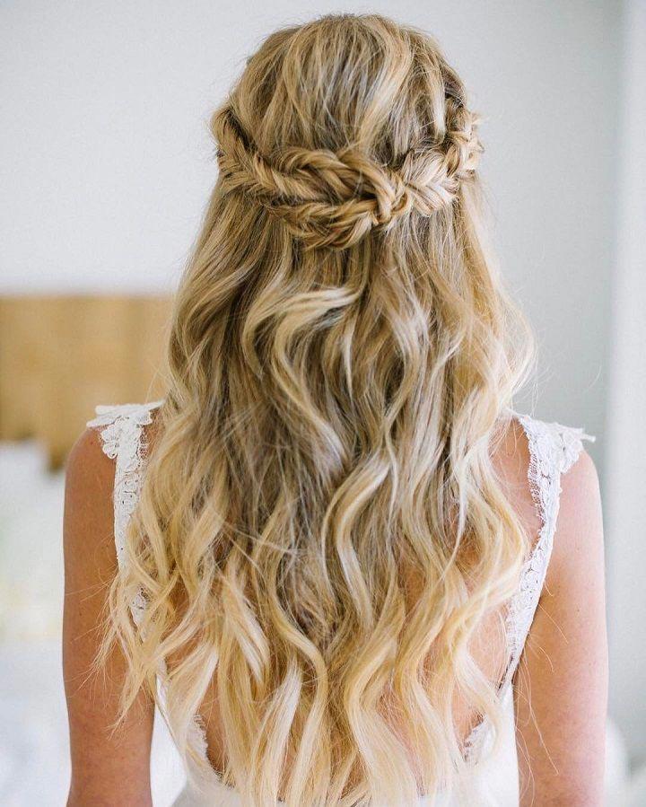 11 Gorgeous Half Up Half Down Hairstyles