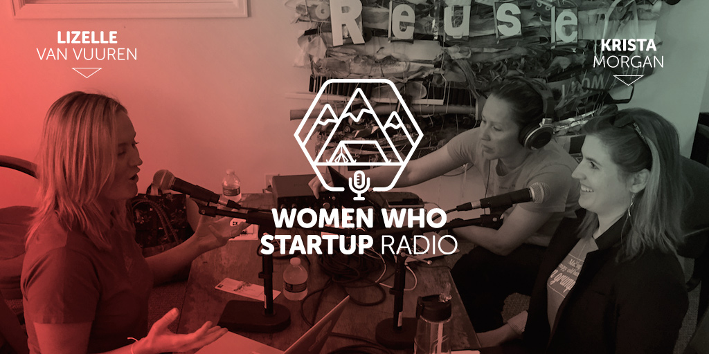 Women Who Startup Radio Episode 8, Krista Morgan and Lizelle van Vuuren talk <b><i>Resilience and Mindfulness in Entrepreneurship </i></b>