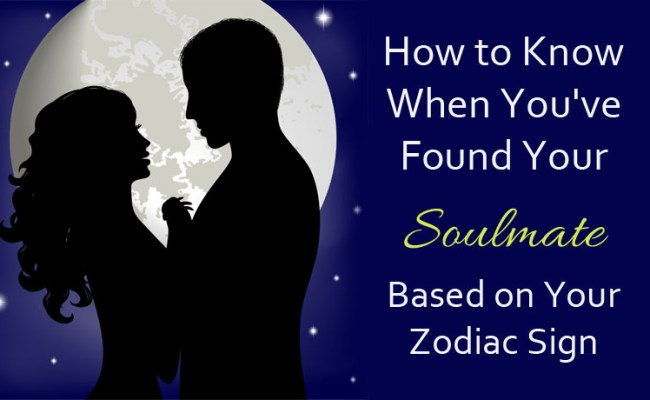 When Will I Meet My Soulmate Astrology