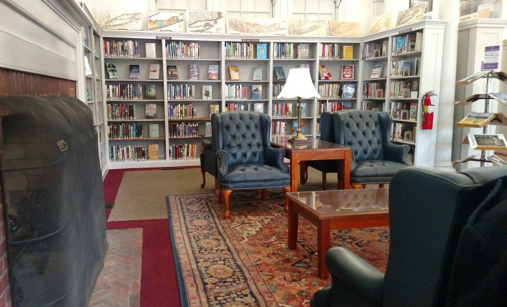 Port Jefferson Library, Reading Room