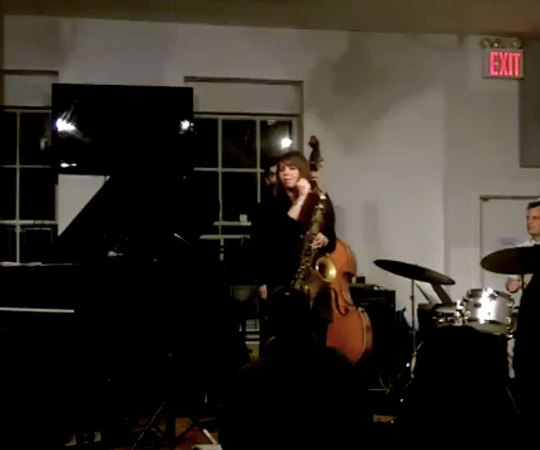 Melissa Aldana Quartet at the Jazz Gallery