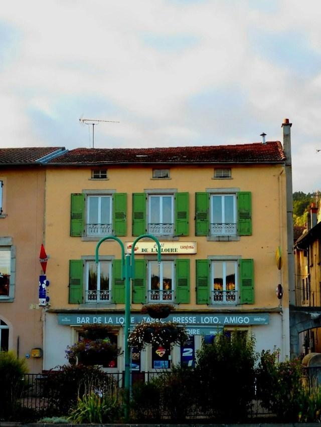 Coubon, Auvergne, Frankreich