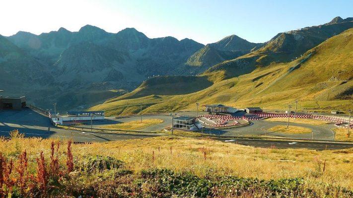 Am Pas de la Casa, Andorra