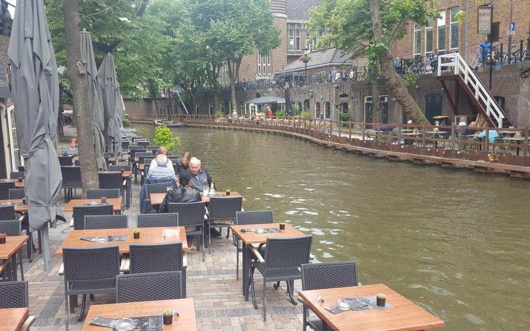 """Utrecht und der """"Kromme Rijn""""-ein Wohnmobilwochenende"""