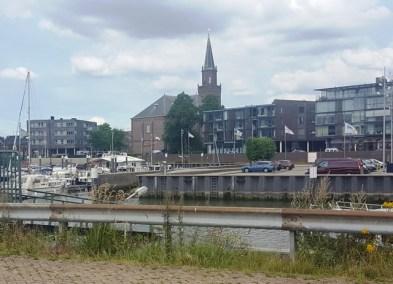 Alblasserdamm Hafen