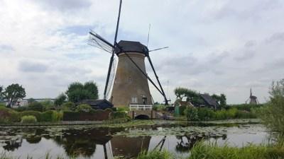 Mühle Kinderdjik