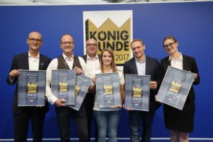 König Kunde 2017 – Reisemobil International