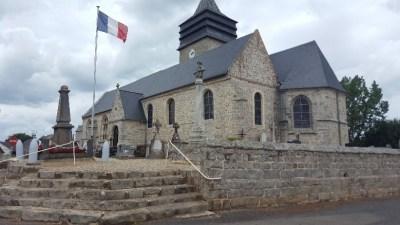 Kirche Sotteville sur Mmer